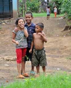 In Nicaragua, PWS&D is working to improve nutrition and build healthier futures.