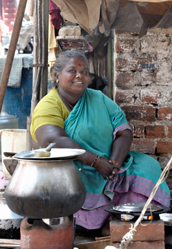 Women in India are learning, forming savings groups and starting small business ventures.