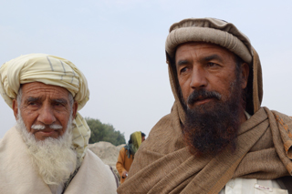 Farmers in Afghanistan are being given the skills to improve food security.