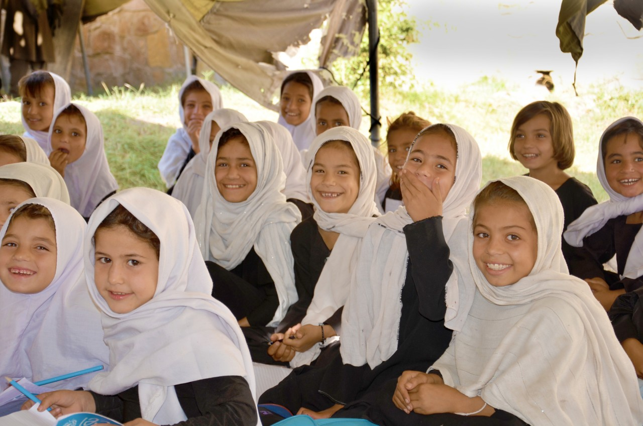Girls Education in Afghanistan