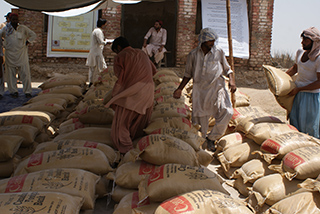 Pakistan Flood Response 2013