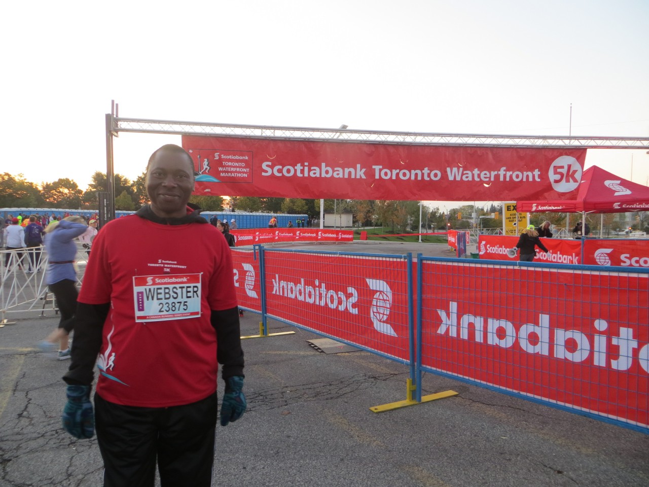 Marathon 1 – Webster Moyo
