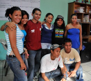 In 2012, Coquitlam Presbyterian supported a project providing safe spaces and leadership opportunities to children and youth facing violence, abuse and exploitation in Nicaragua's urban markets.
