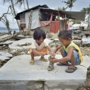 Reconstruction underway in Philippines following deadly typhoon
