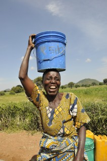 Clean water brings renewed life to communities struggling with water shortages and illness.