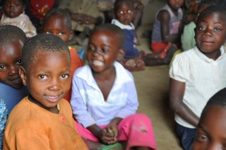 Through support of PWS&D, orphans and vulnerable children in Malawi are receiving care at Community Based Childcare Centres.