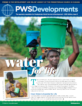 PWSDevelopments Water for Life Photo