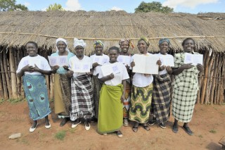 Women are gaining an education to build sustainable livelihoods