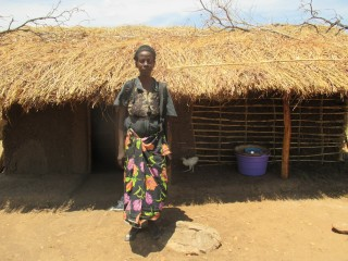 Vayiness is improving her quality of life with better access to clean water