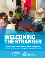 Welcoming the stranger resource