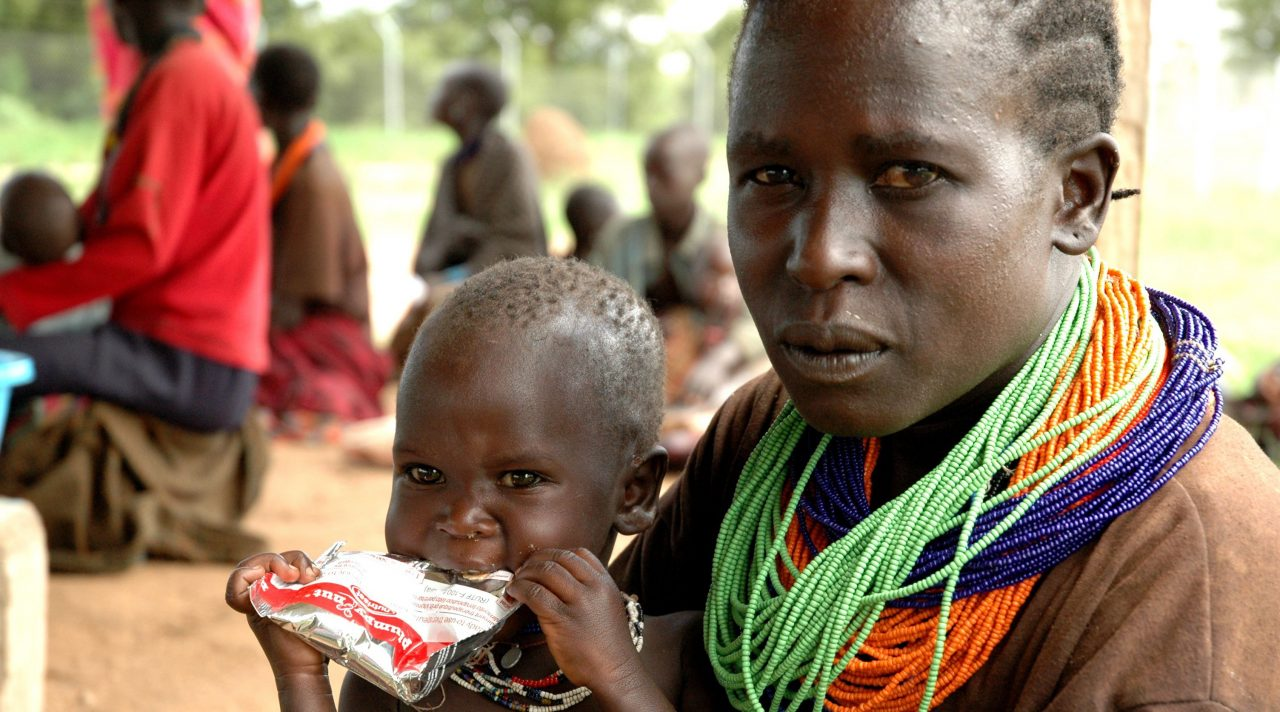 Famine in South Sudan 1