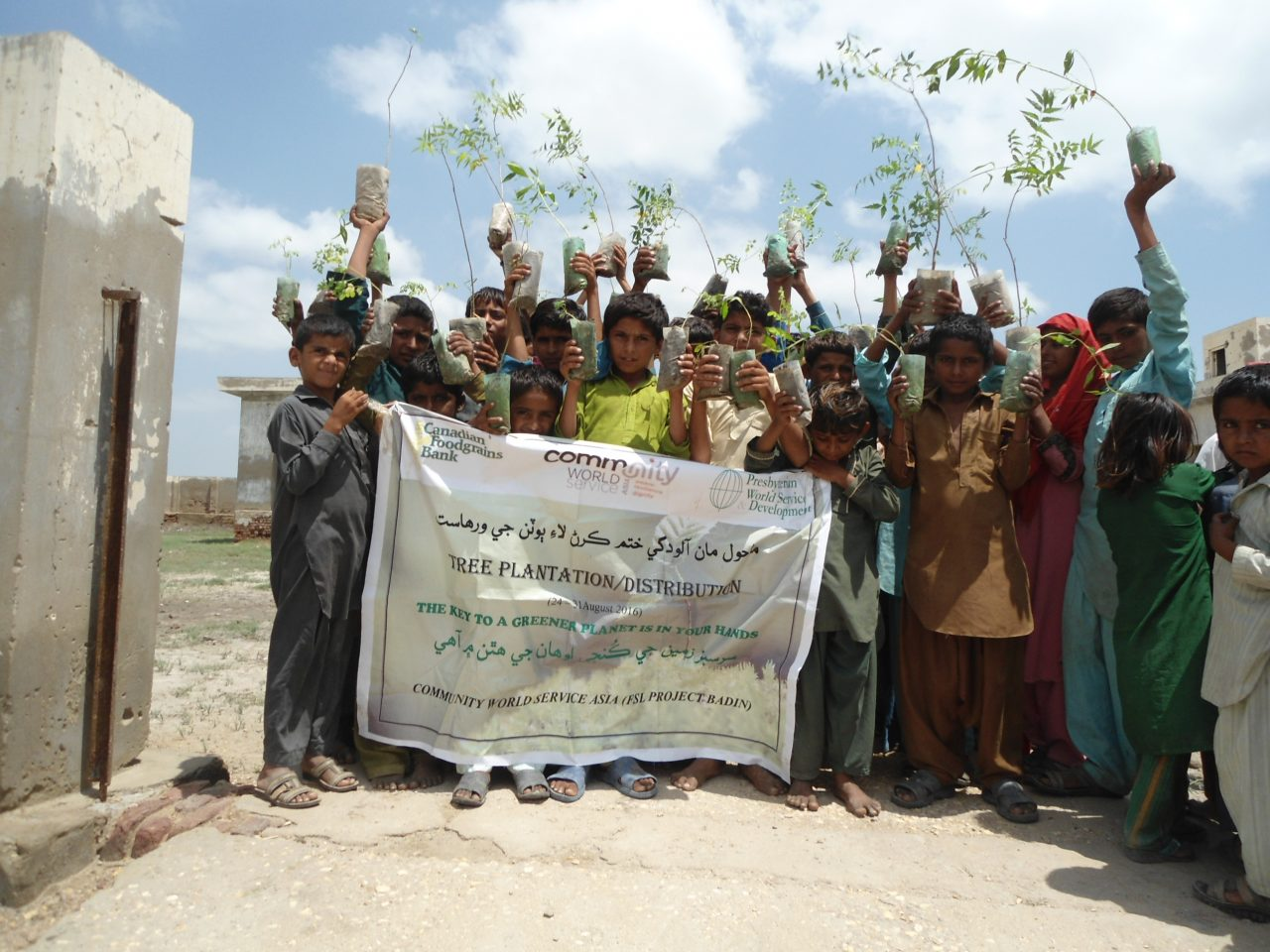 Food Security in Badin, Pakistan 5