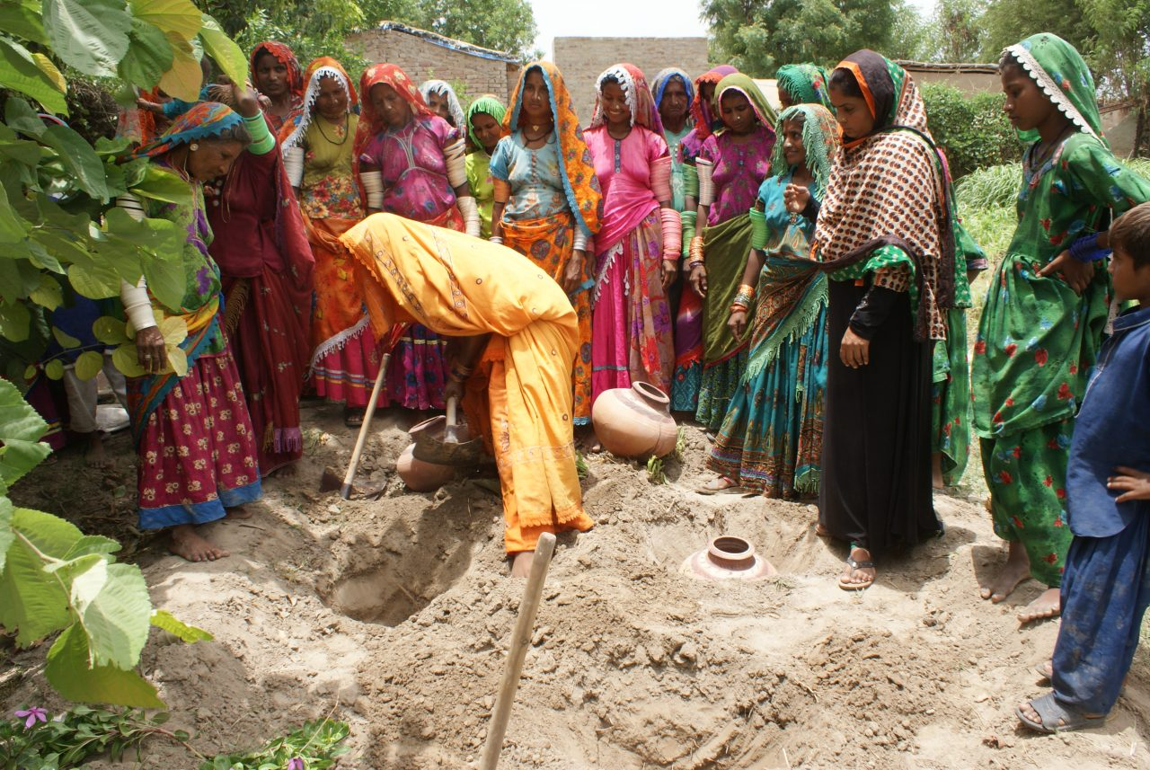 Food Security in Badin, Pakistan 9