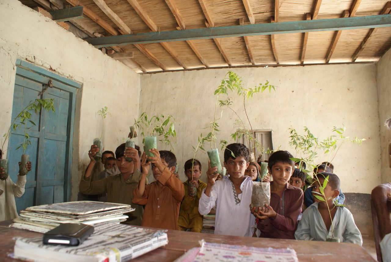 Food Security in Badin, Pakistan 3