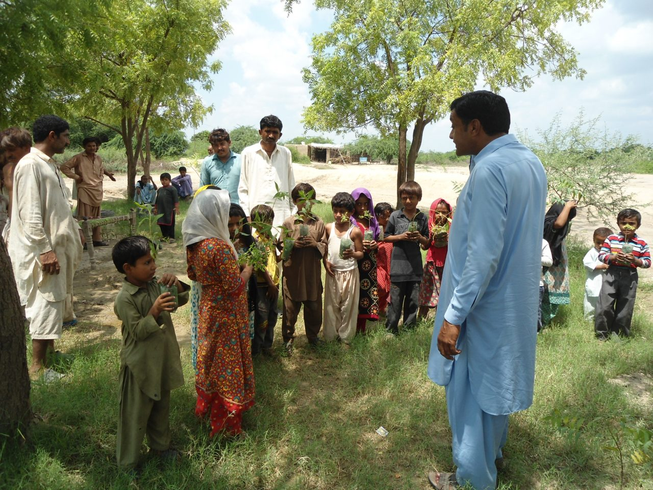 Food Security in Badin, Pakistan 2