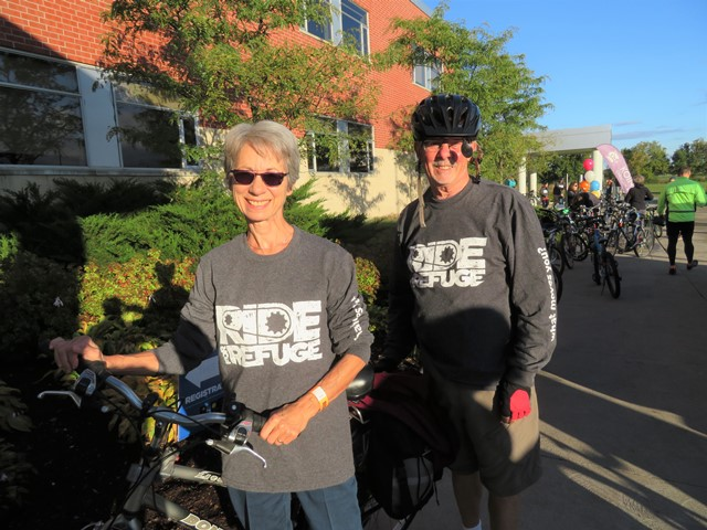 Ride for Refuge 2018