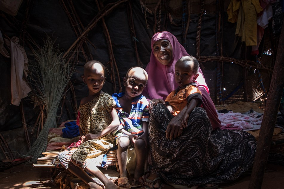Nutrition and Food Aid in Somalia 2