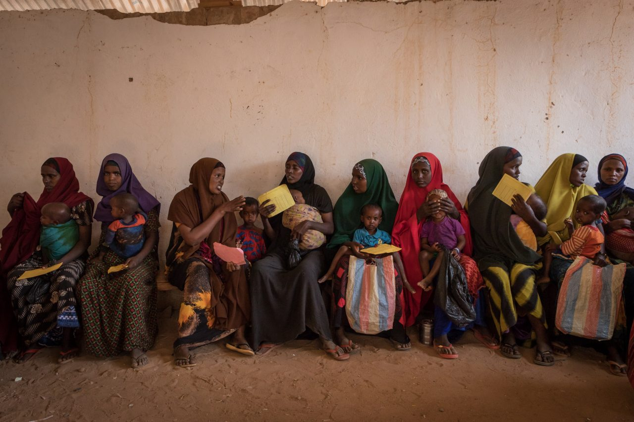 Nutrition and Food Aid in Somalia 3