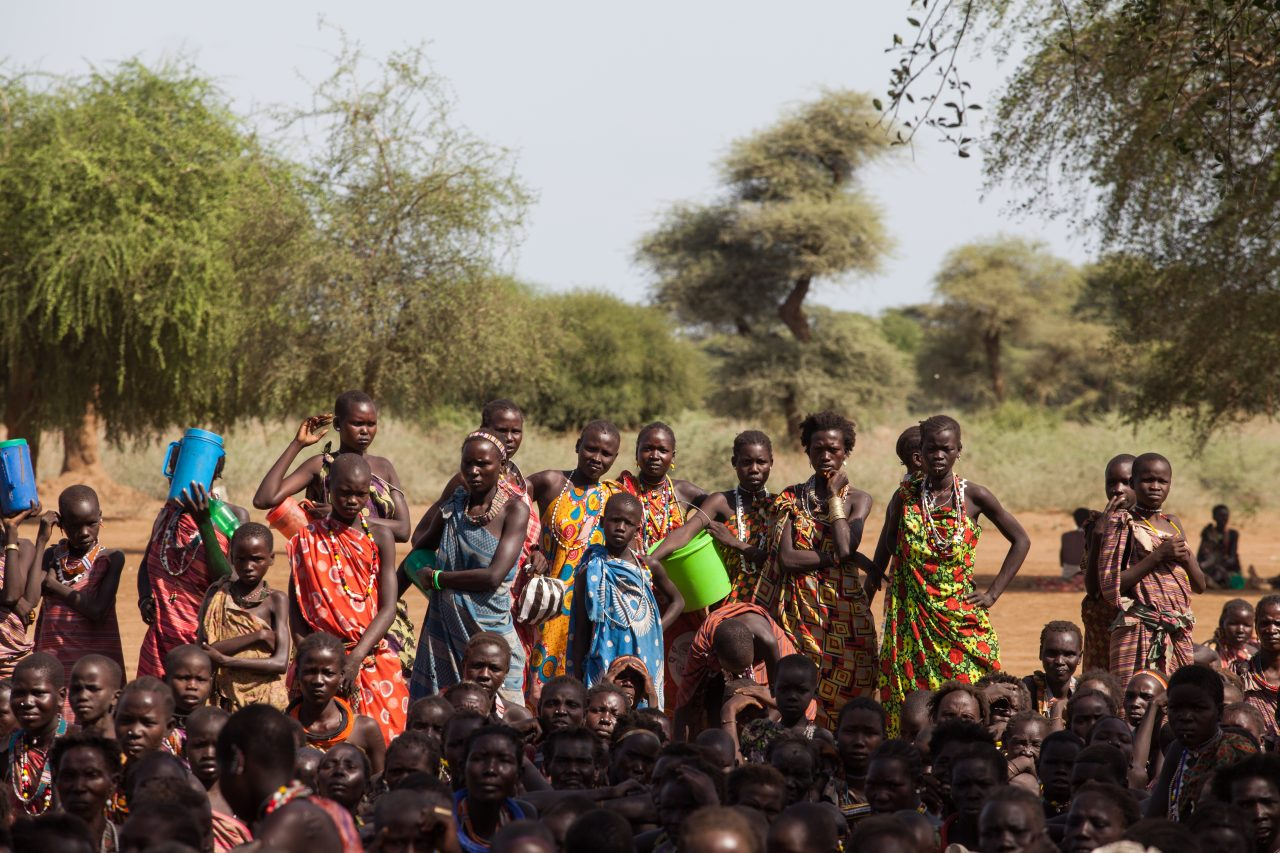 Food Aid in South Sudan