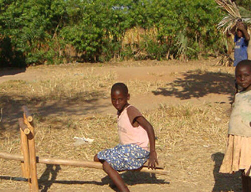 Supportive Classmates Make a Difference in Malawi