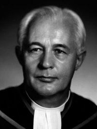 The Rev. Dr. Edward H. Johnson