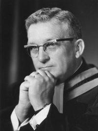 The Rev. Dr. Dillwyn T. Evans