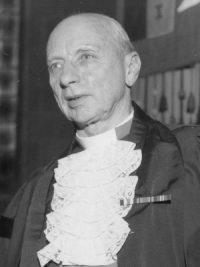 The Rev. Dr. David W. Hay