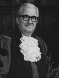 The Rev. Dr. A. Lorne MacKay