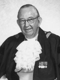 The Rev. Dr. DeCourcy H. Rayner