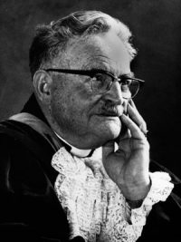 The Rev. Dr. Alexander F. MacSween