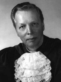 The Rev. Dr. Arthur W. Currie