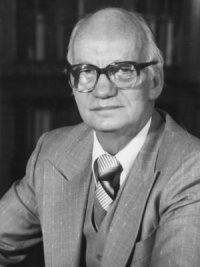 The Rev. Dr. J. Charles Hay