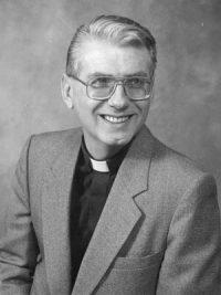 The Rev. Dr. Tony Plomp
