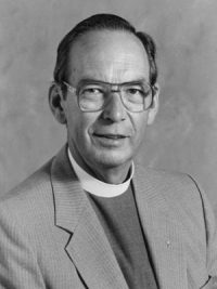 The Rev. Dr. J.J. Harrold Morris