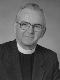 The Rev. Dr. John R. Cameron