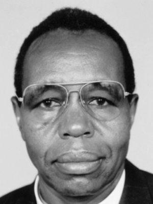 Rev. Dr. Timothy Njoya