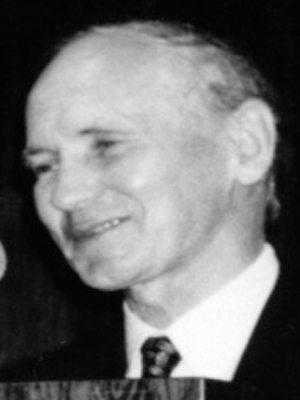 Rev. Dr. Daniel Szabo