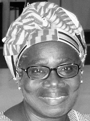 Dr. Mercy Oduyoye