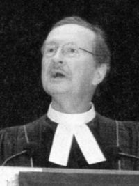 The Rev. Dr. H. D. Rick Horst