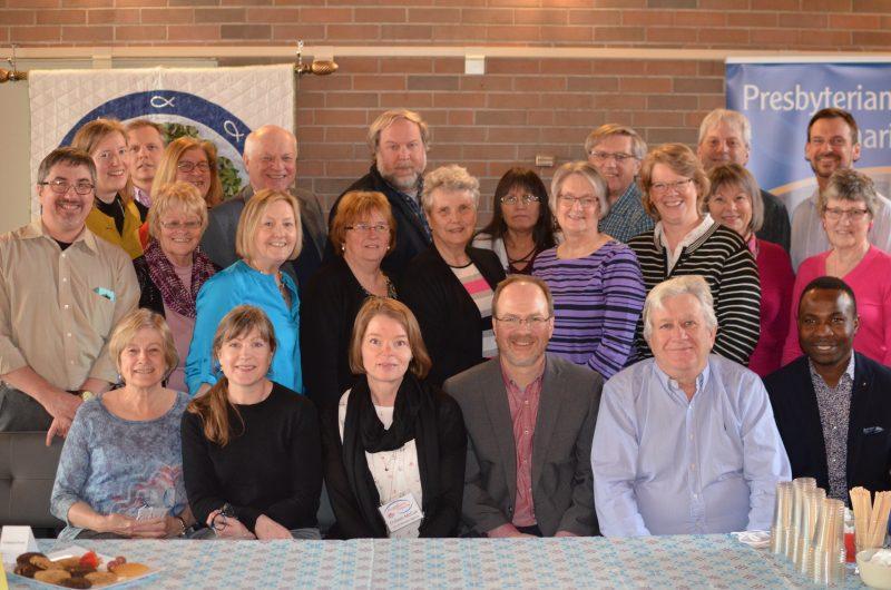 LMA Committee Members - November 2018