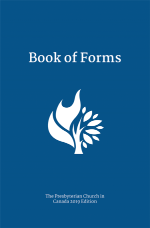 2019 Book of Forms