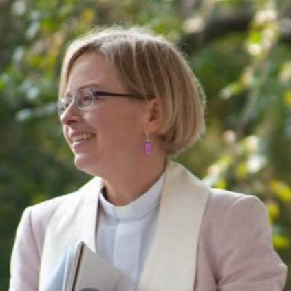 The Rev. Amanda Currie, B.A.Sc., M.Div.