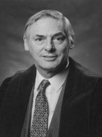 The Rev. Dr. Arthur Van Seters