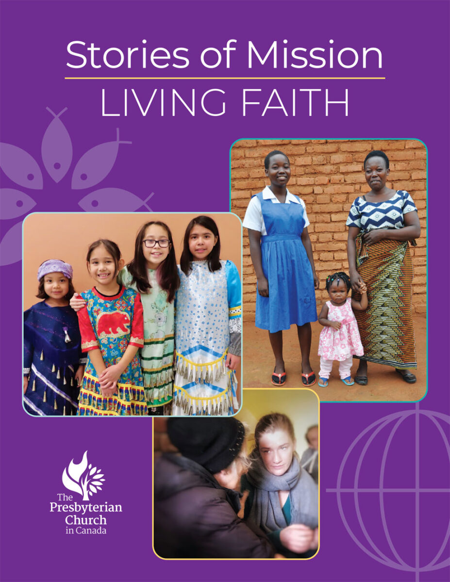 2021 Stories of Mission Cover