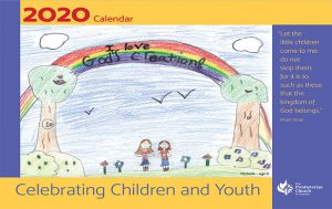 2020 Wall Calendar Cover