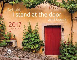 PCC Wall Calendar 2017 Cover