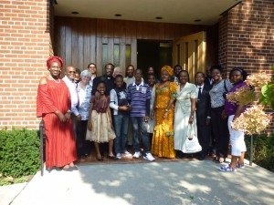 Congregational Development - Nigerian Mission