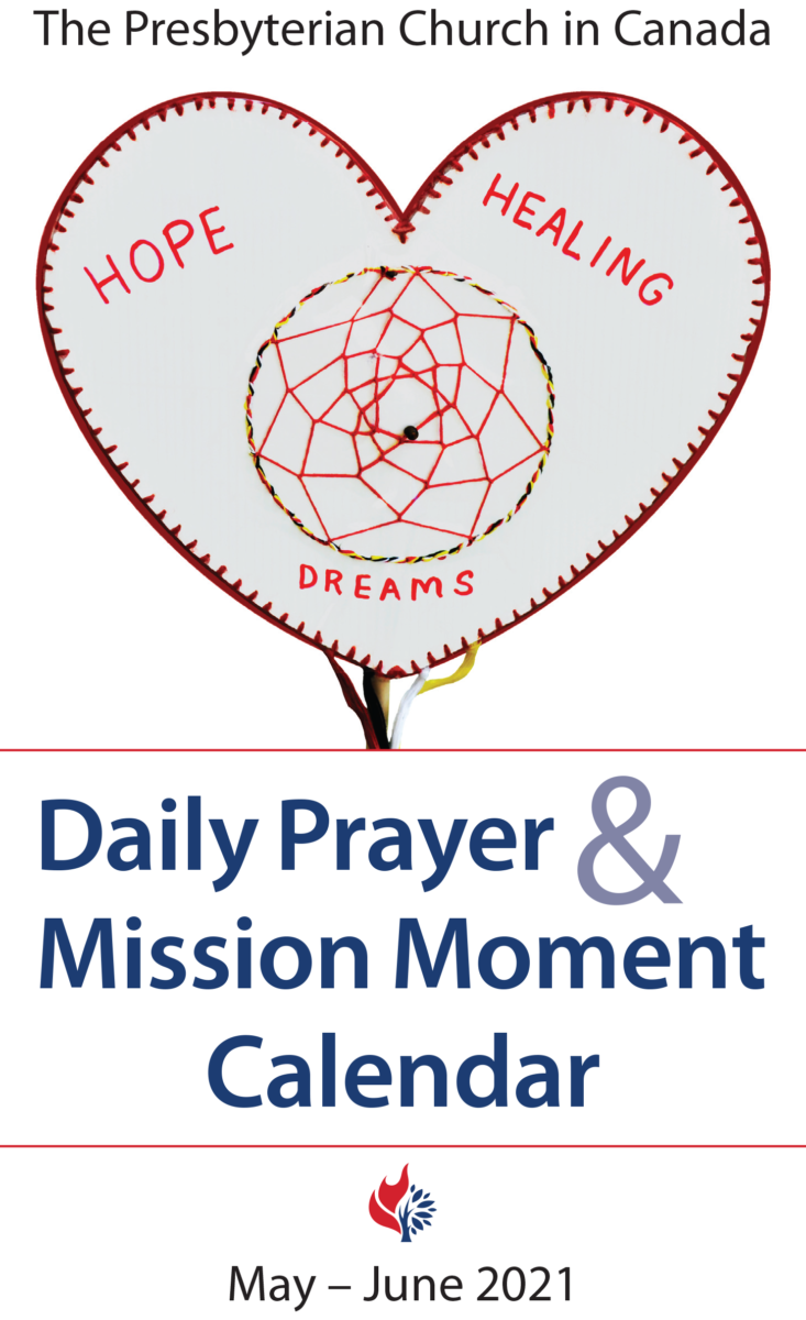 Cover image for Daily Prayer & Mission Moment Calendar (May – June 2021)
