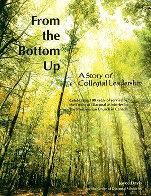 """From the Bottom Up"" Book Cover"