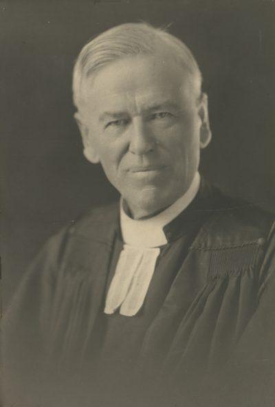 Rev. Dr. David G. McQueen